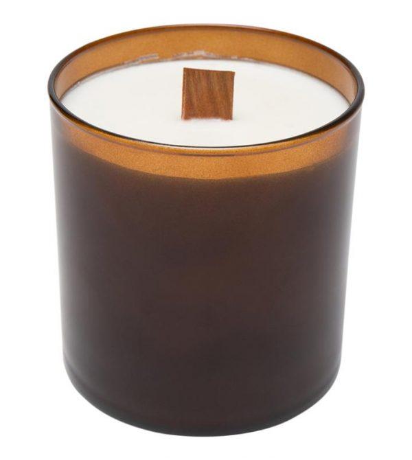 La Brea Candle // Sandalwood + Saffron