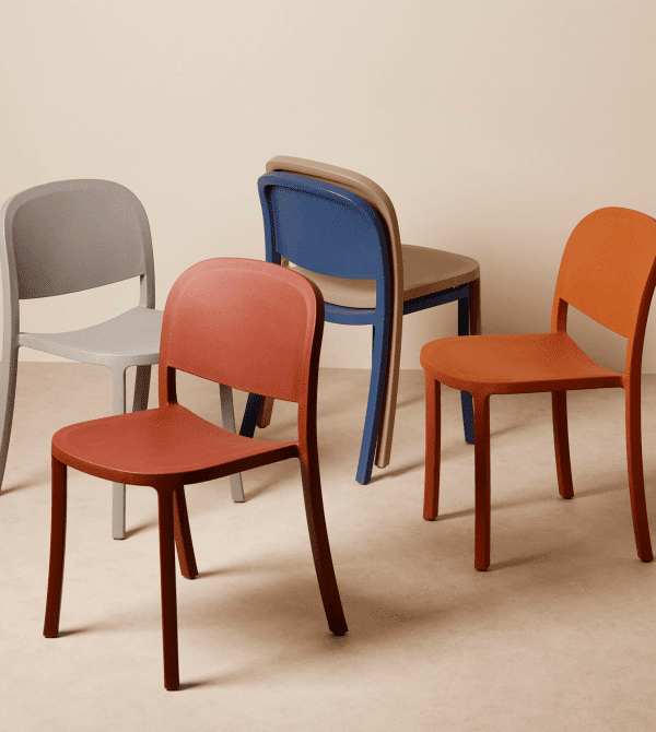 Reclaimed Chair Ochre