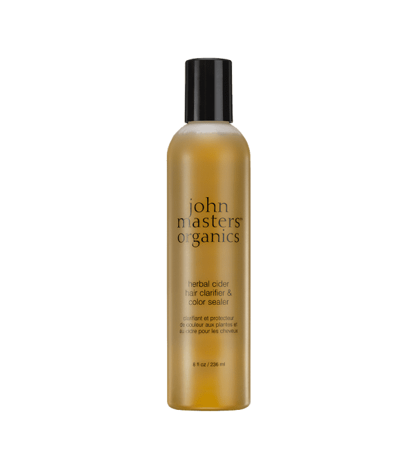 Herbal Cider Hair Clarifier & Color Sealer