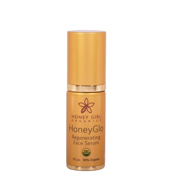 HoneyGlo Regenerating Face Serum