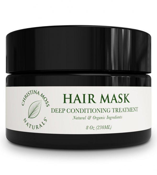 Organic Hair Mask – Christina Moss Naturals