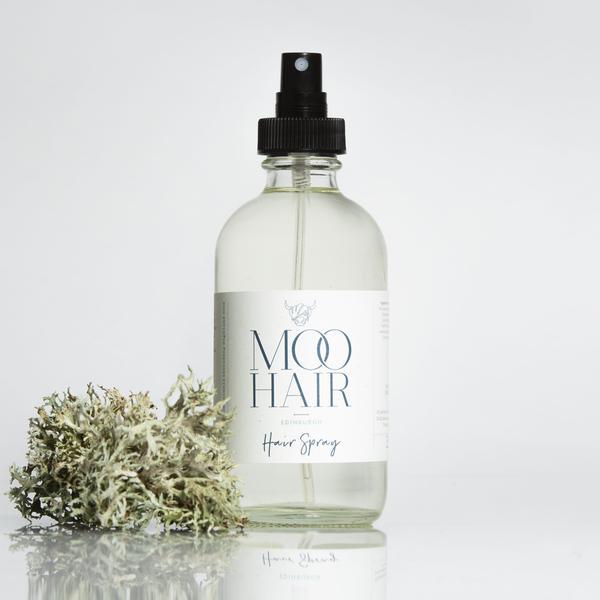 Moo Hair Volumising Spray – Natural, Ethical, Vegan