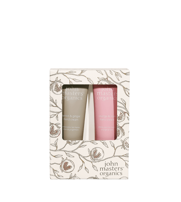 Holiday Hand Cream Set