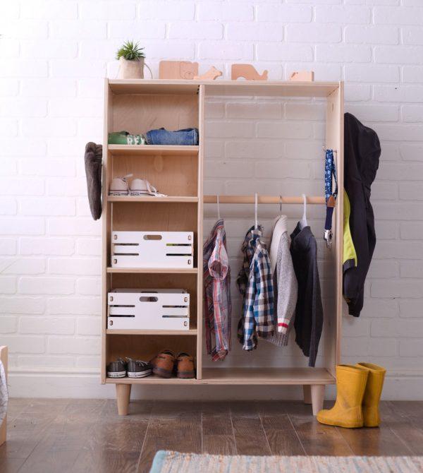 Alba Montessori Children's Wardrobe