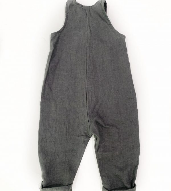 Kids Jumpsuit – Stone by Conscious Clothing