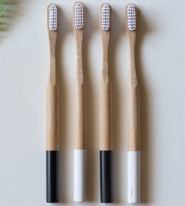 Woodzee Bamboo Toothbrush