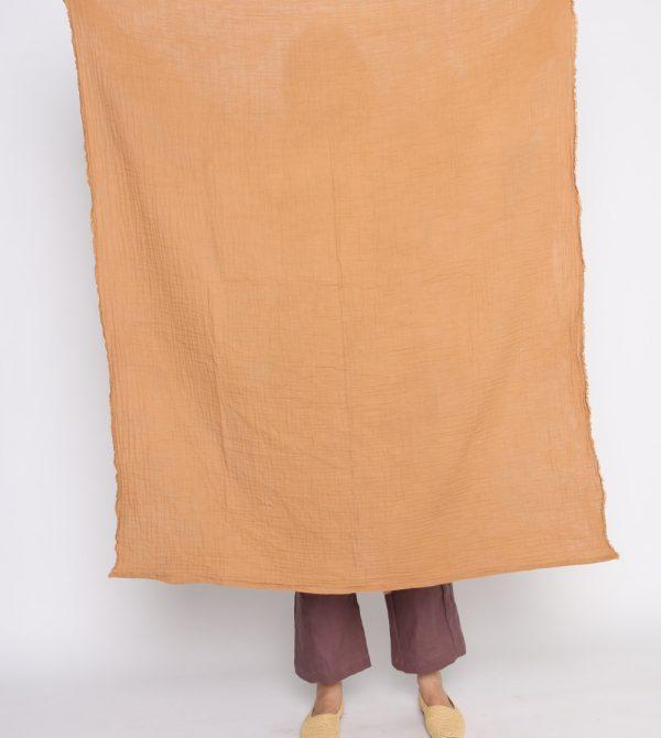 Tumbleweed Gauze Shawl – CONSCIOUS CLOTHING
