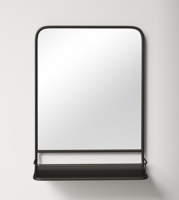 Inman Rectangle Metal Accent Mirror