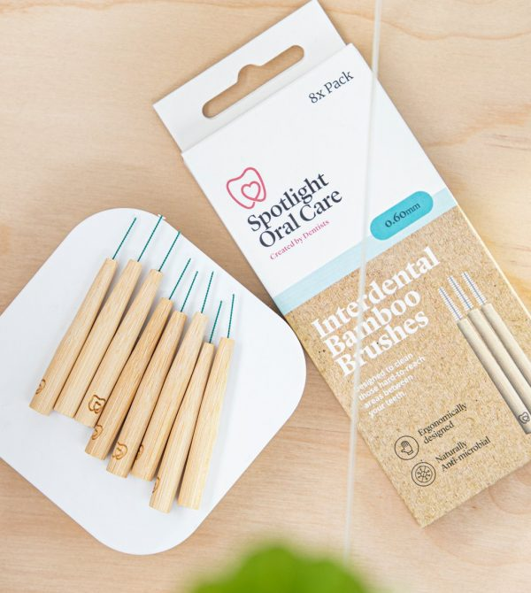Interdental Bamboo Brushes
