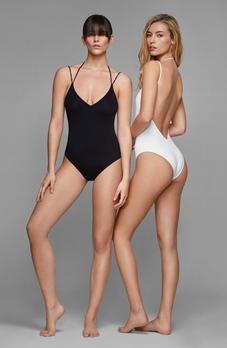 ANDROMEDAE  Swimsuit White