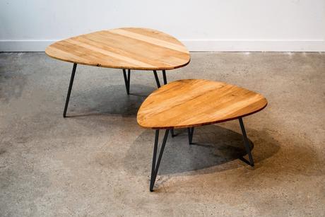 Jimi + Corvus Coffee Table