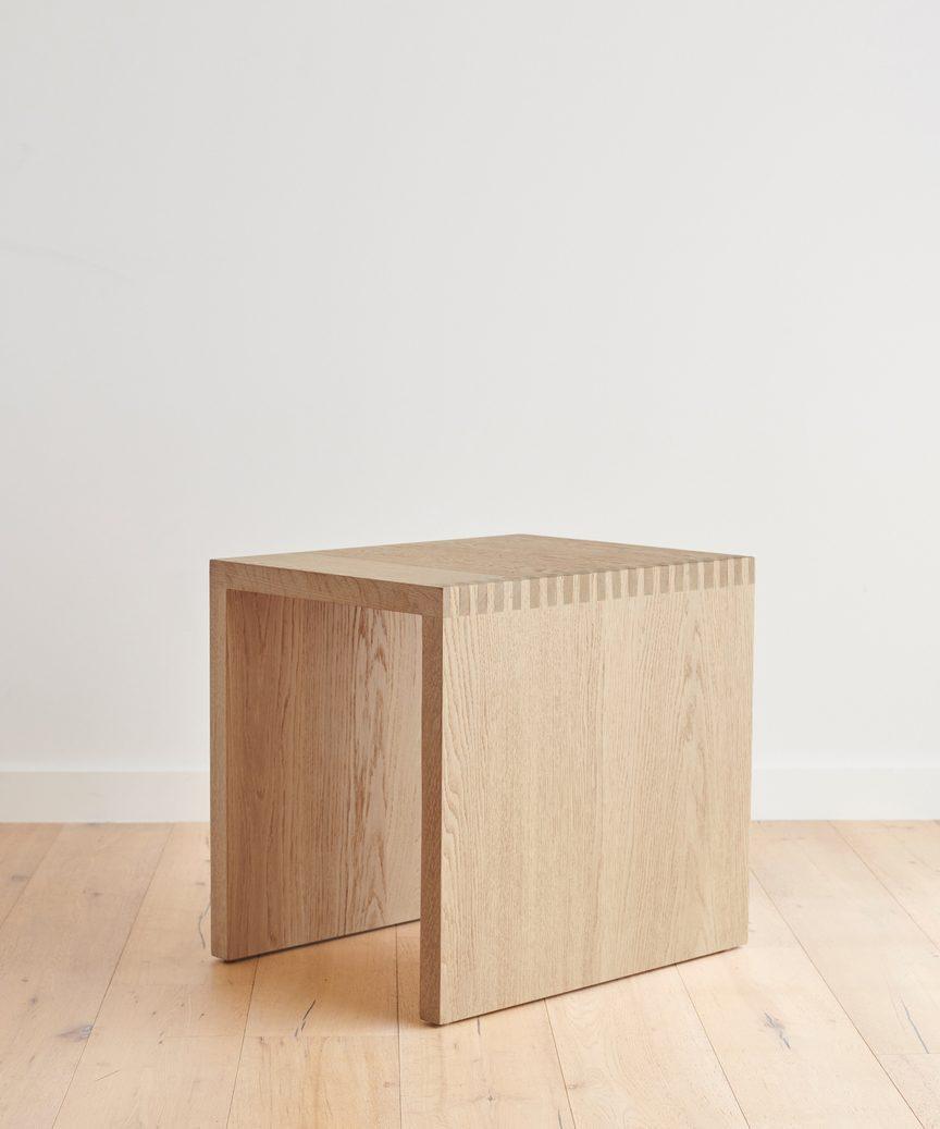 Malibu Side Table - Oak | Jenni Kayne