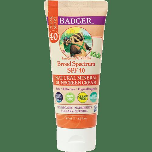 Kids Sport Sunscreen Cream
