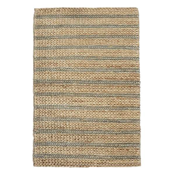 Blue Striped Jute