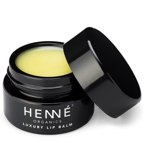 Luxury Lip Balm – Henné Organics