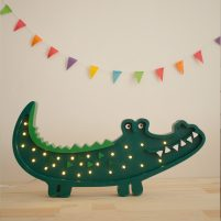 Little Lights Crocodile Lamp