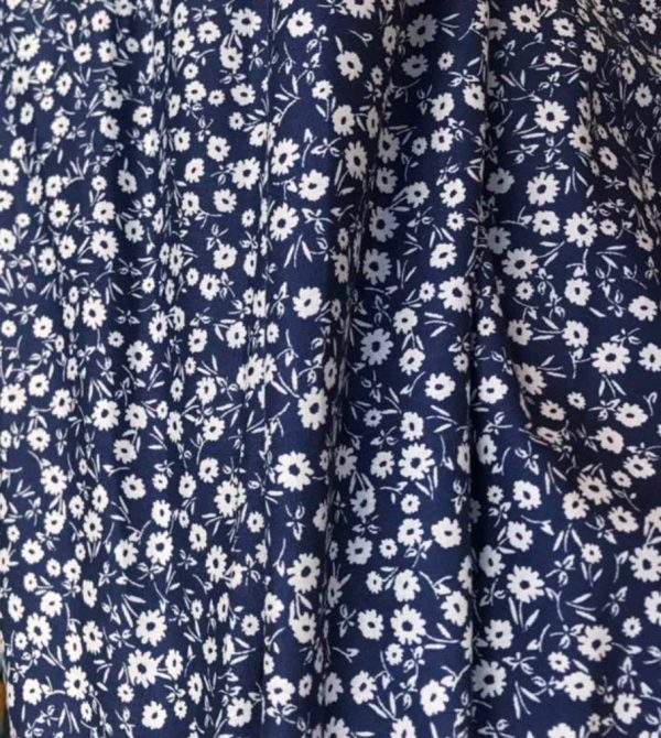 Lucia Vintage-Inspired Cotton Dress