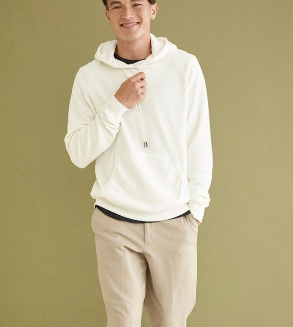 Townsend Pullover Hoodie (Ivory)