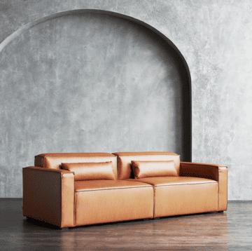Mix Modular 2-PC Sofa