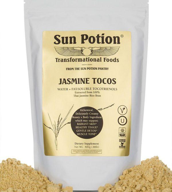 Organic Jasmine Tocos – 400g