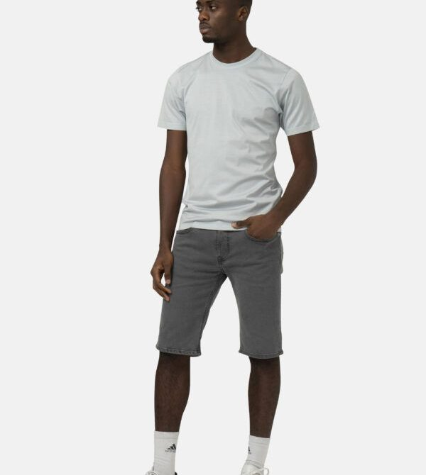 Organic Jeans | Simon Shorts – O3 Grey | MUD Jeans