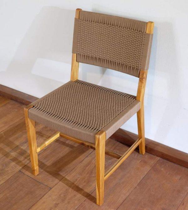 Monimbo Dining Chair, Solid Manila