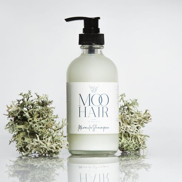 Moo Hair Miracle Shampoo