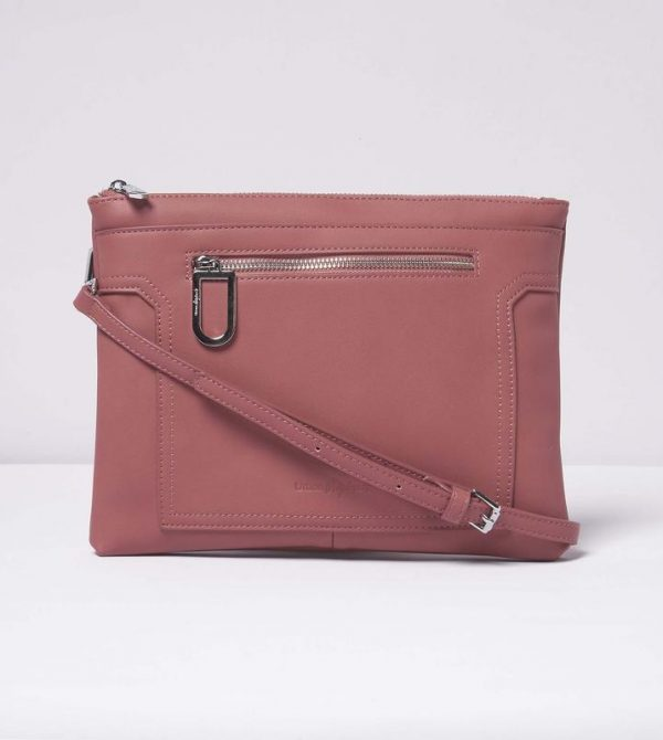 Muse Clutch – Pink
