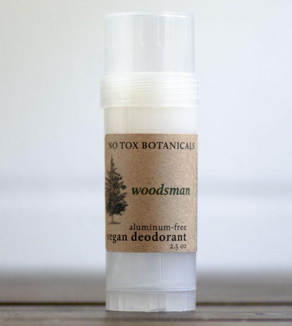Deodorant (Woodsman)