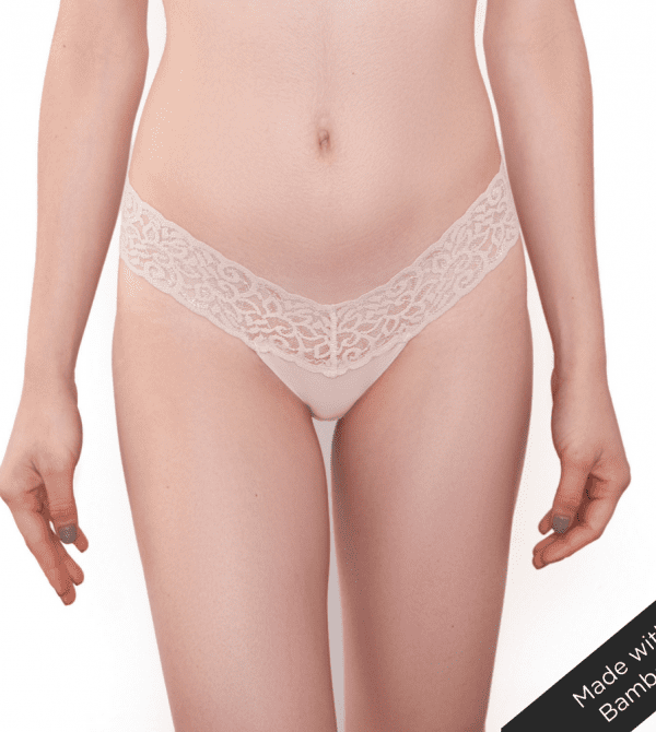 The Chrystie | Bamboo Thong
