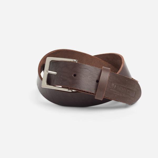 Mekonnen Leather Belt