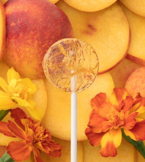 Peach & Marigold