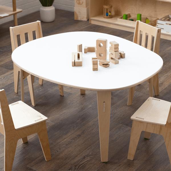 Petra Birch Montessori Table
