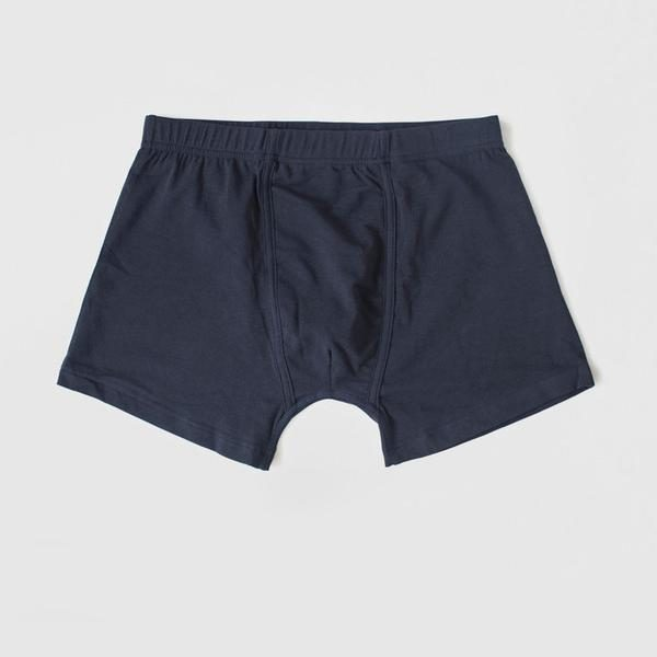 Pico Organic Cotton Fairtrade Trunk Short Charcoal