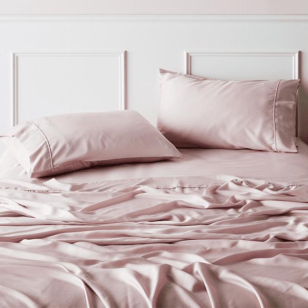 Signature Sateen Pillowcase Set -Ettitude