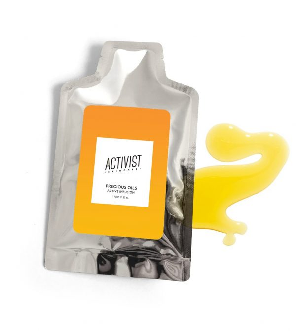 Precious Oils Active Infusion  refill pouch