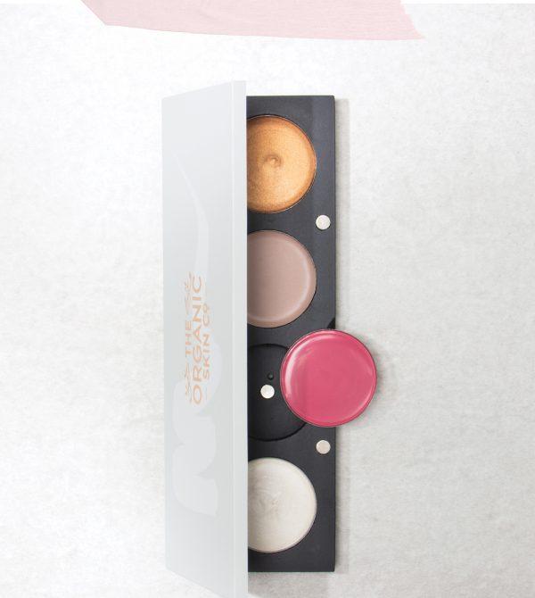 Refillable & Customizable Makeup Palettes