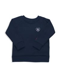 The Daily Pullover Embroidered