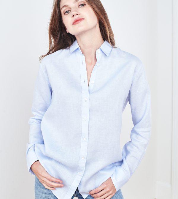 Organic Linen Shirt | Quince- onequince