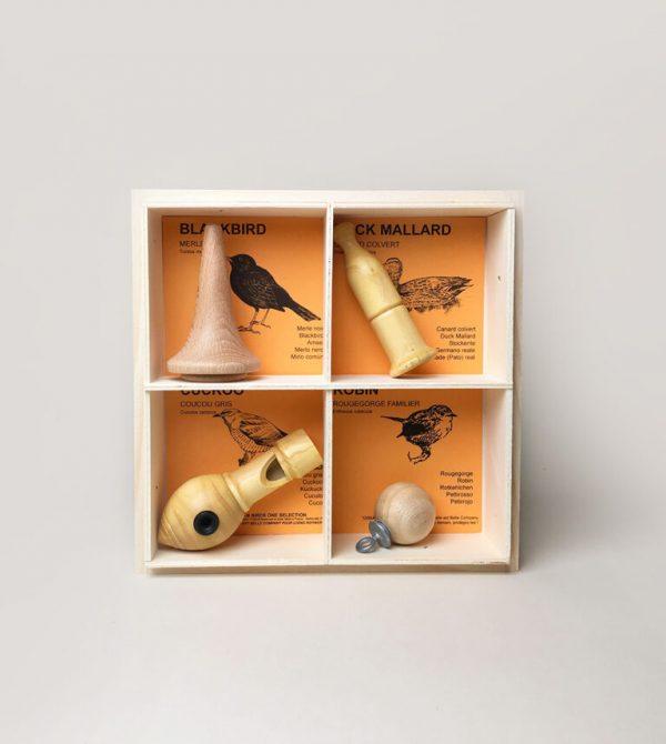 4 Nests Bird Calls Gift Box – Moon Picnic
