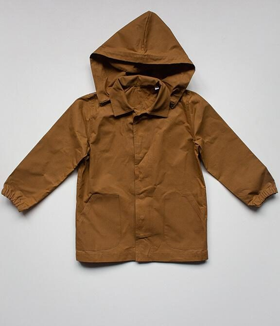The Rain Jacket
