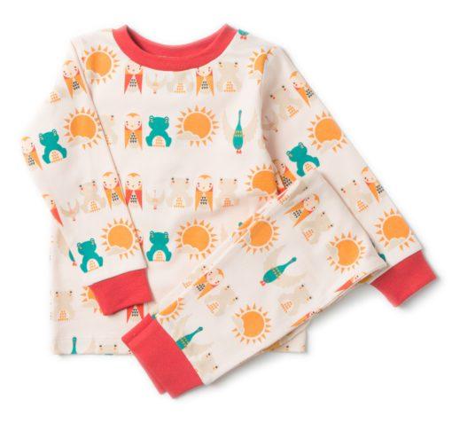 Organic Children's Pyjamas Australia