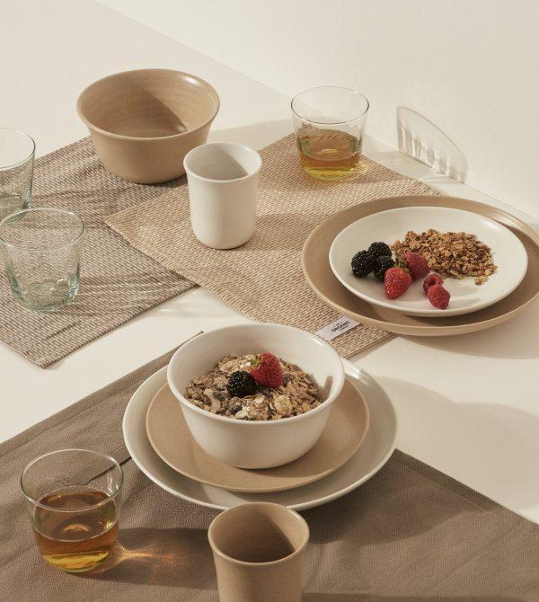 Dinnerware Set – White