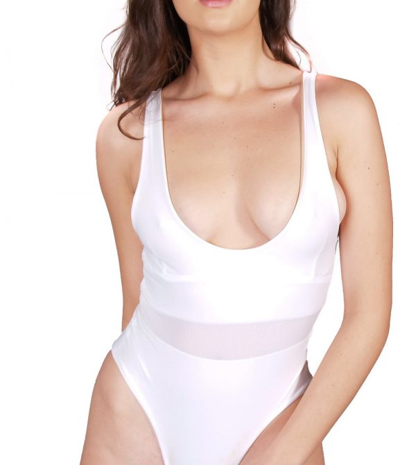 Windsor Onepiece – White