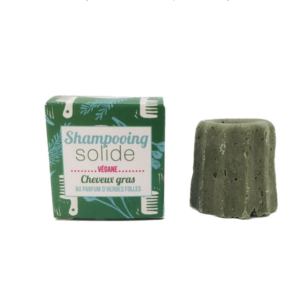 Wild Herbs Shampoo Bar for Oily Hair
