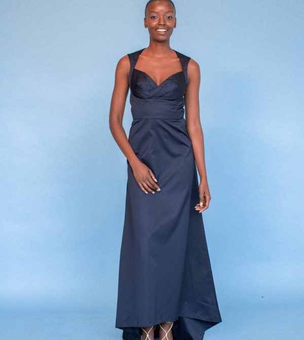 The ANAIS Gown – Midnight (XS & M)