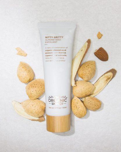 Nitty Gritty - Best Exfoliating Scrub - The Organic Skin Co.