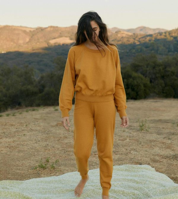 The Sonny Pant | Mustard
