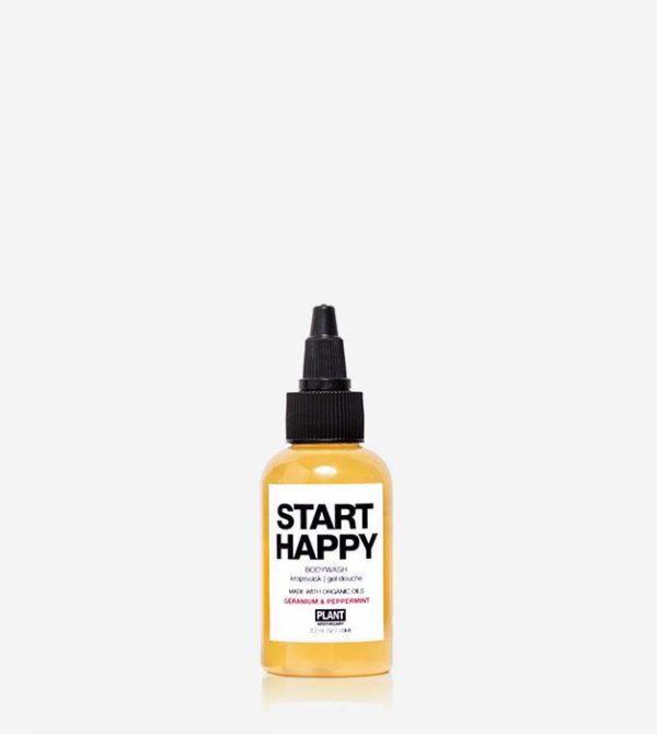 START HAPPY Organic Body Wash