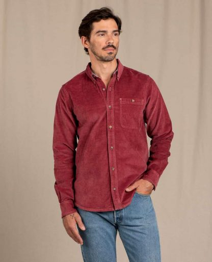 Button-Up Shirts for Men   Ethical and Eco-Friendly